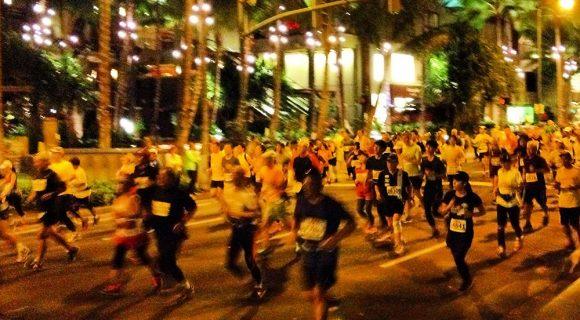 A Maratona de Honolulu
