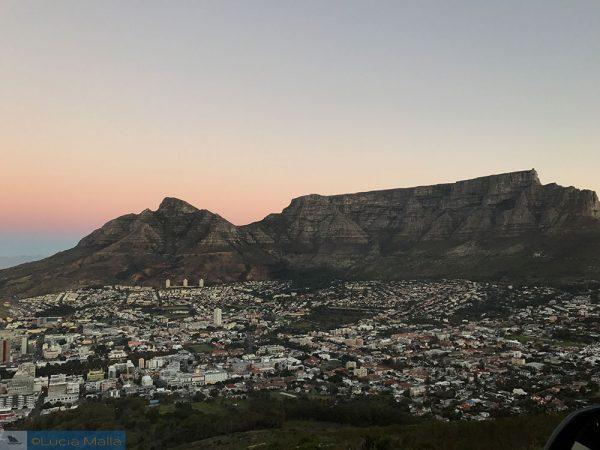 A água na Cidade do Cabo vai acabar