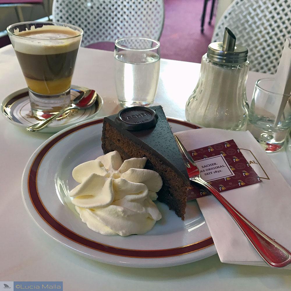 Torta Sacher - Viena