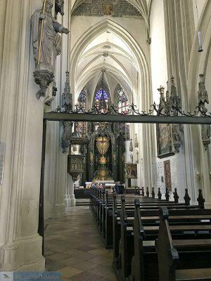Igreja Maria am Gestade - Viena