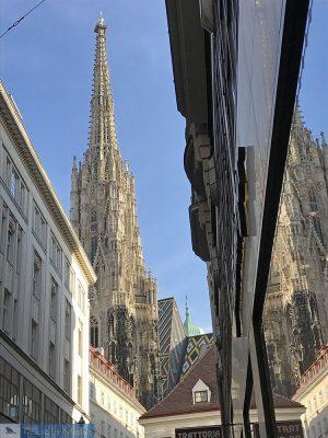 Catedral de São Estevão - Viena