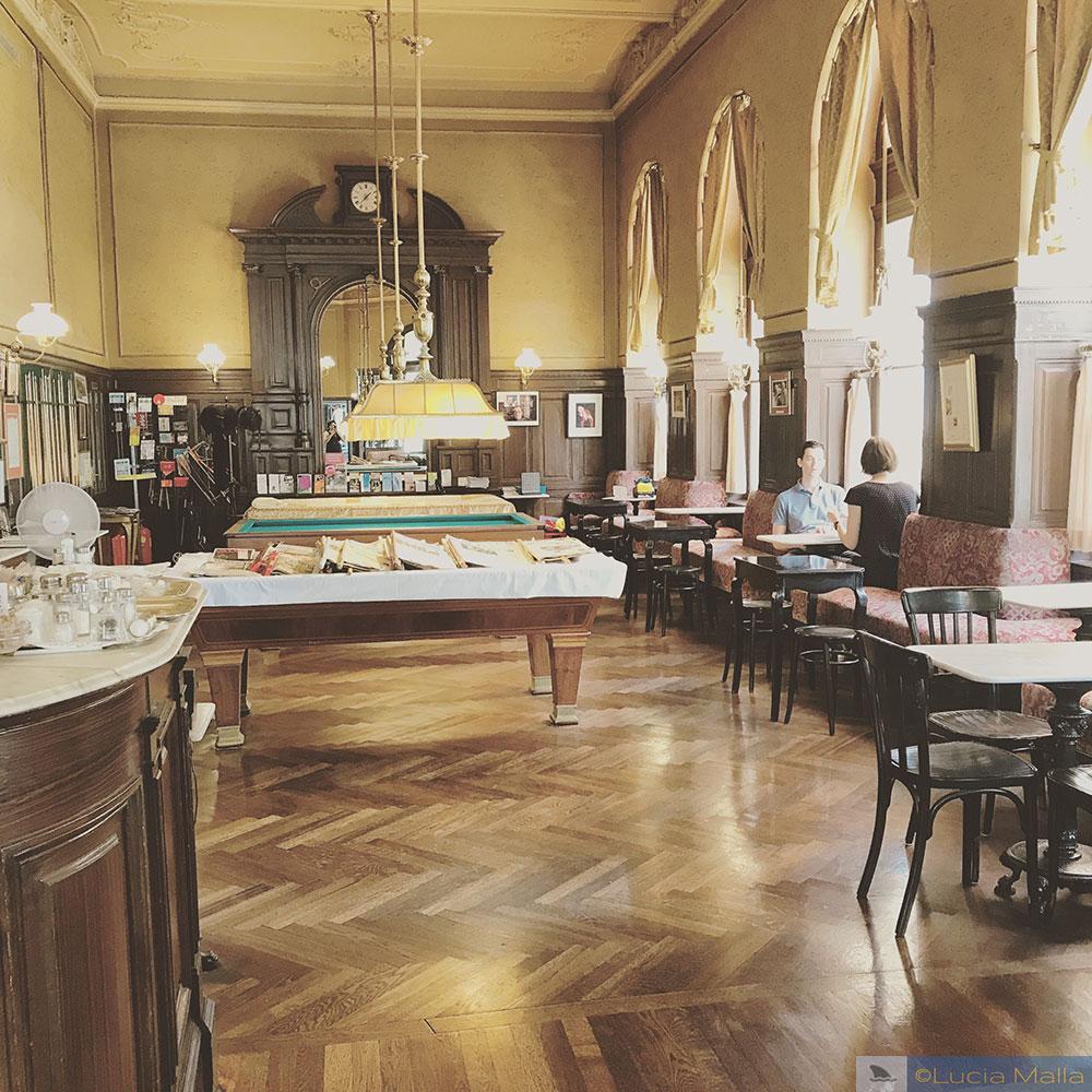 Café Sperl - Viena