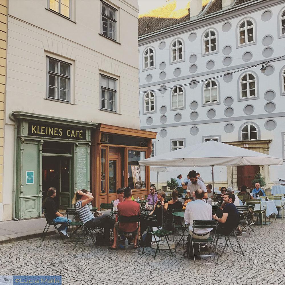 Kleines Café - Viena