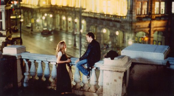 A Viena de Antes do Amanhecer (Before Sunrise)