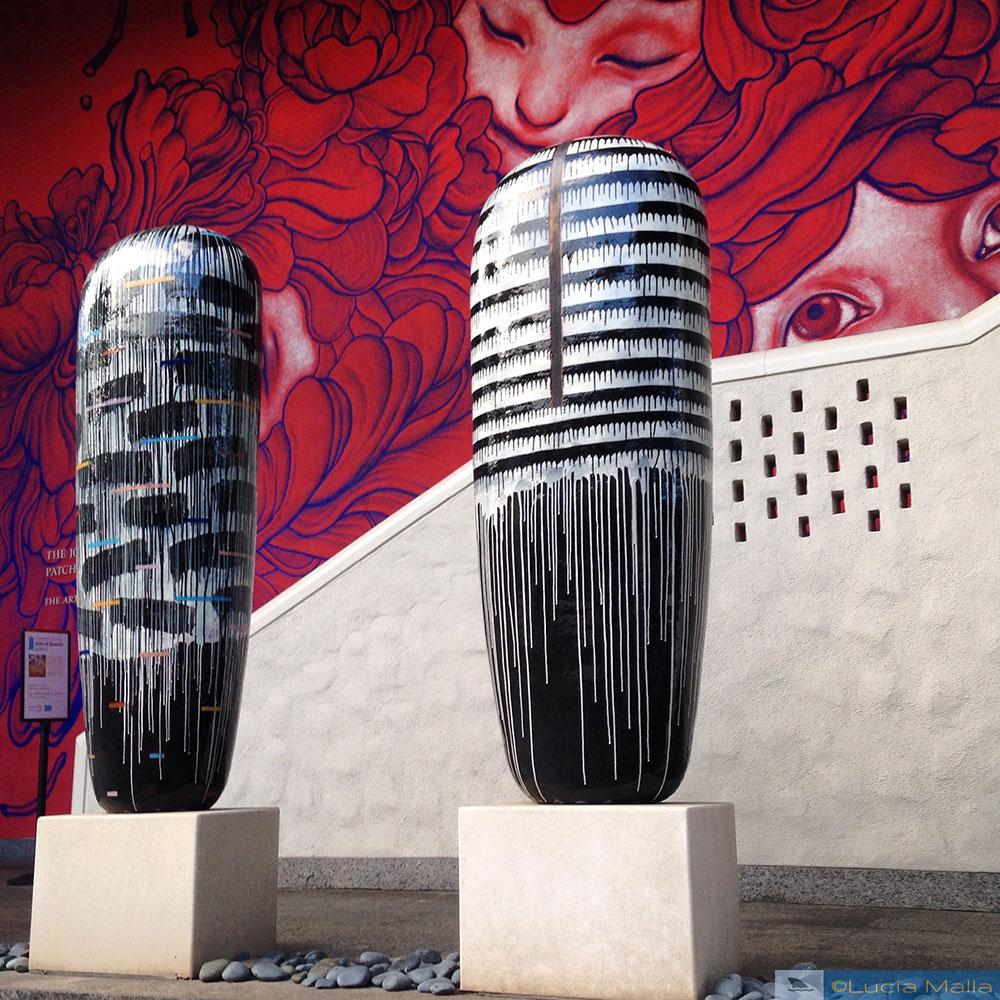 Honolulu Museum of Art - Havaí num dia de chuva