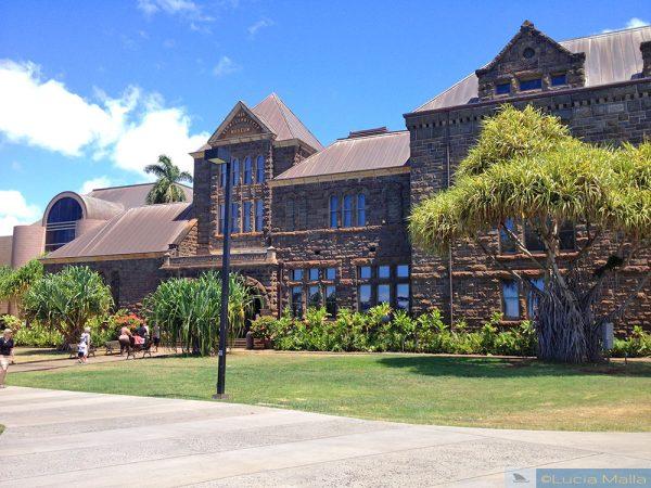 Bishop Museum - Honolulu - Havaí