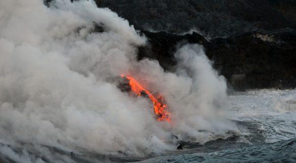 Devo cancelar minha viagem ao Havaí por causa da erupção do vulcão Kilauea?