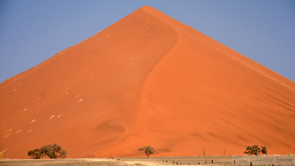 Cinco dias na Namíbia - Roteiro na Namíbia
