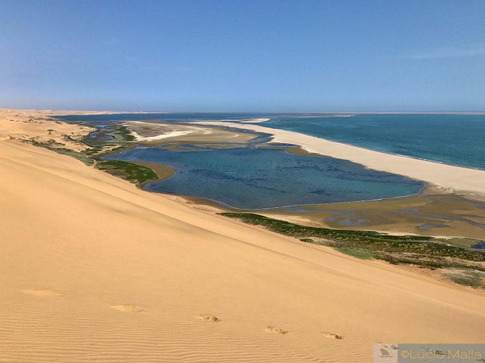 Sandwich Harbor - Namíbia