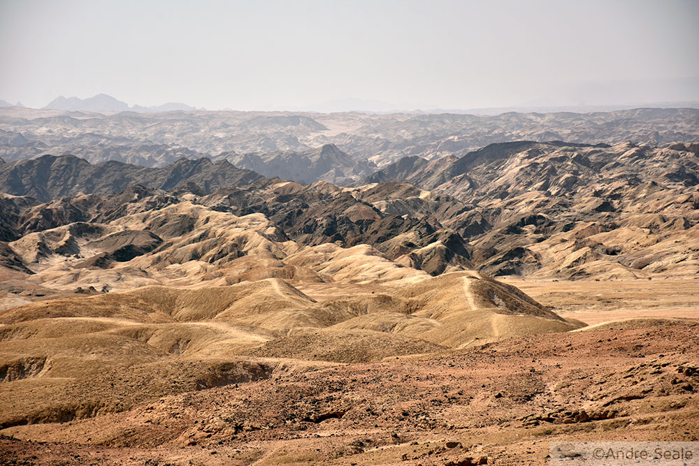 Moonscape - Roteiro de cinco dias na Namíbia