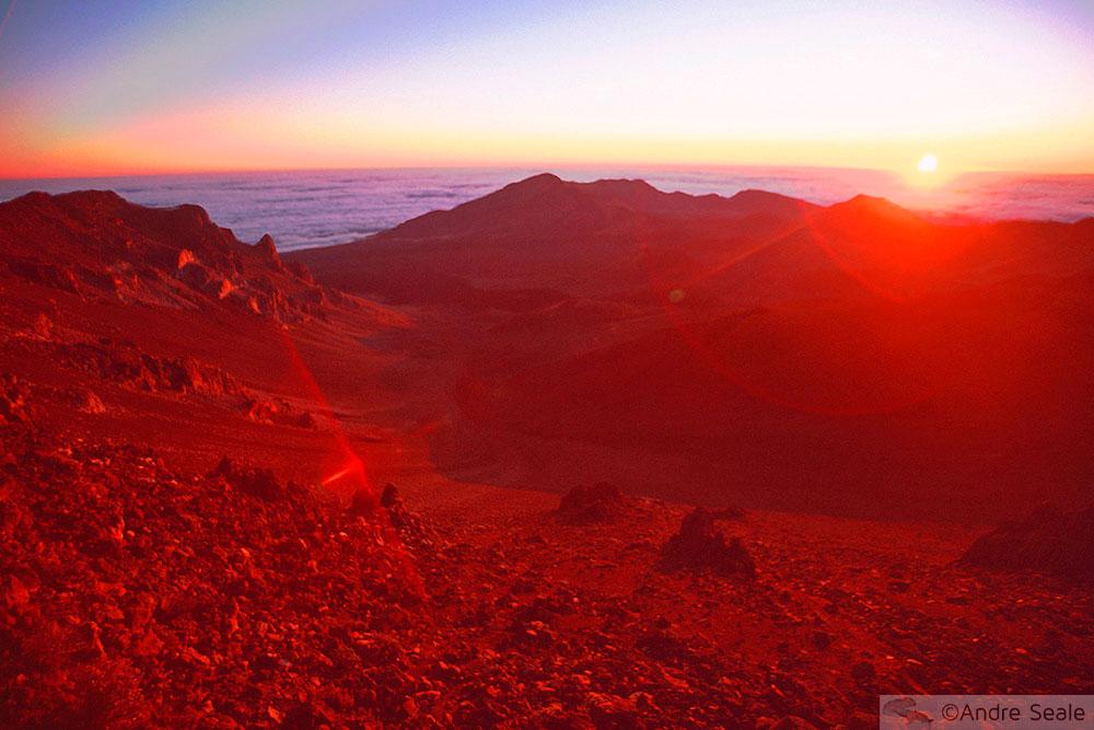 Vulcão Haleakala - Maui - Roteiros