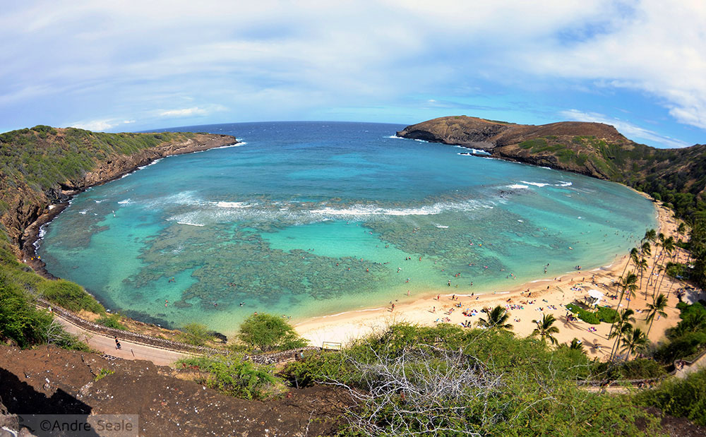 Dicas do Hawaii - Hanauma Bay - Oahu