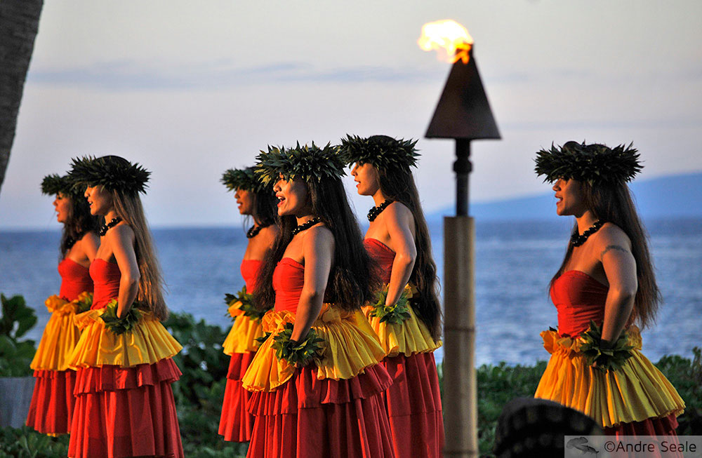 Luau no Hawaii
