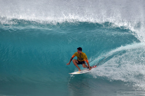 Hawaii - surfe em Pipeline