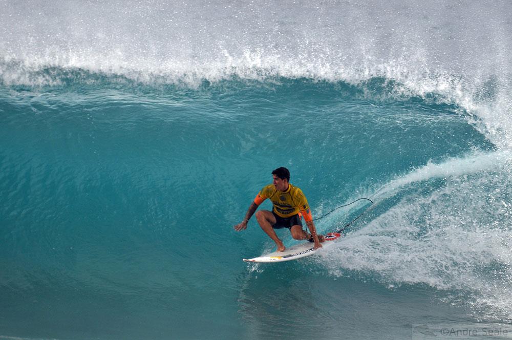 Roteiros no Hawaii - surfe em Pipeline