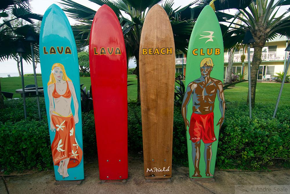 hotel no Kauai