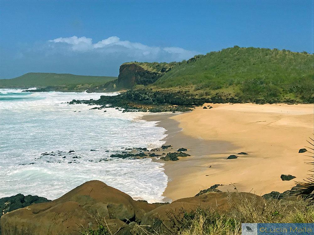 Baía de Kakaako - Molokai - Havaí