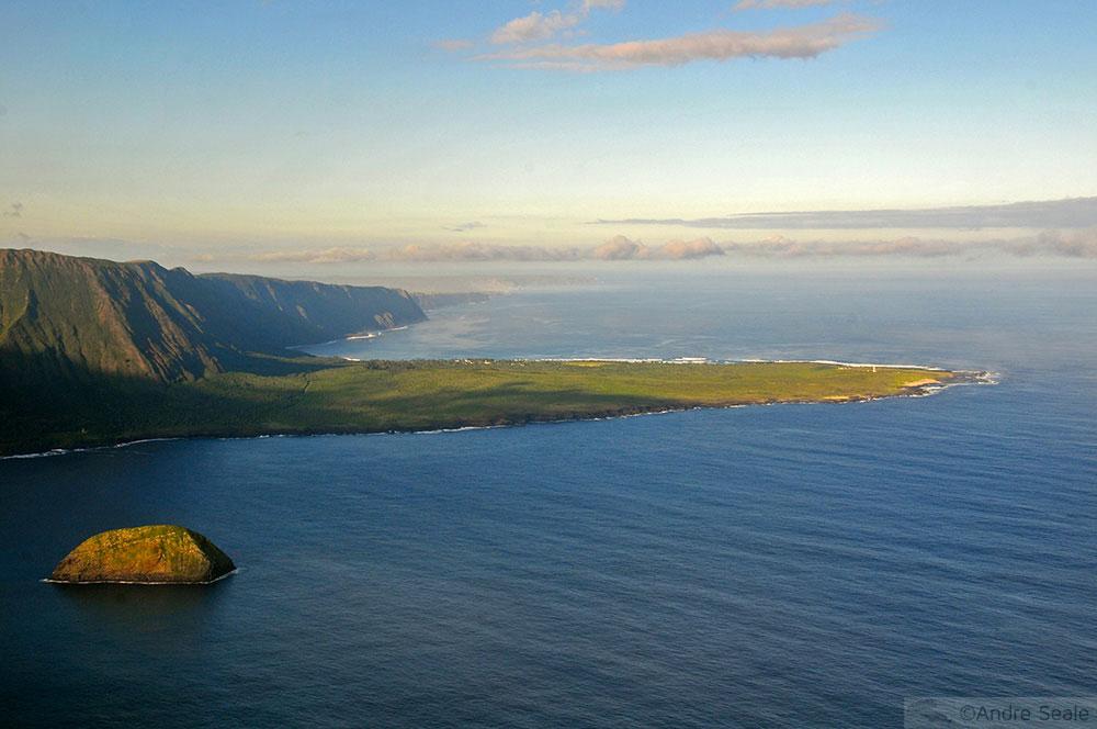 3 dias em Molokai - Kalaupapa - Havaí