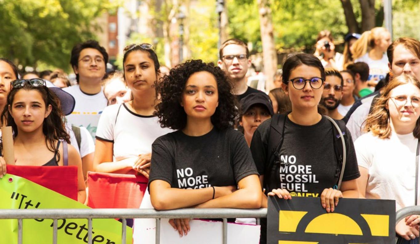 Crianças pelo clima - Zero Hour - Ativistas ambientais - justiça ambiental