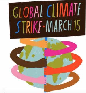 Global Climate Strike - Greve Glopal pelo Clima