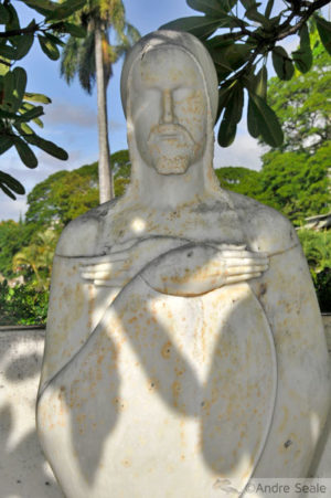 Obra de Brecheret em Honolulu