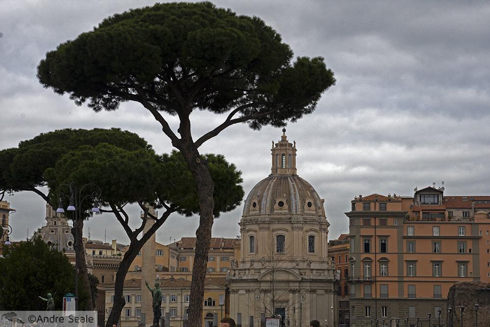 Arcos de Constantino - Roteiro em Roma