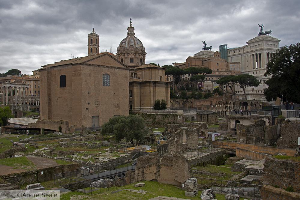 Foro Romano - Roteiro em Roma