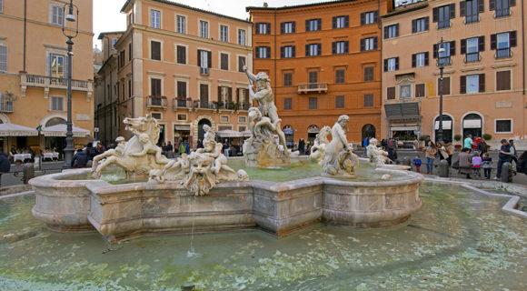 Dois dias em Roma