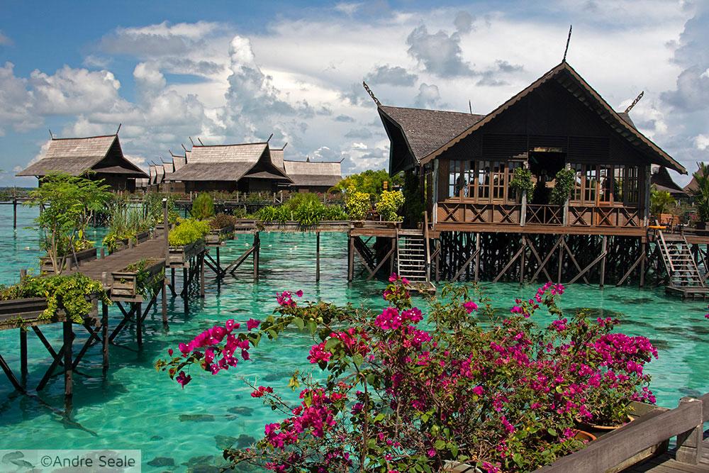 Kapalai Dive Resort - Sipadan - Malásia