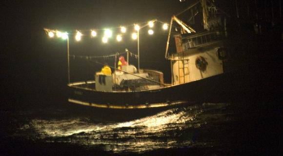 A pesca no Atlântico Norte brasileiro