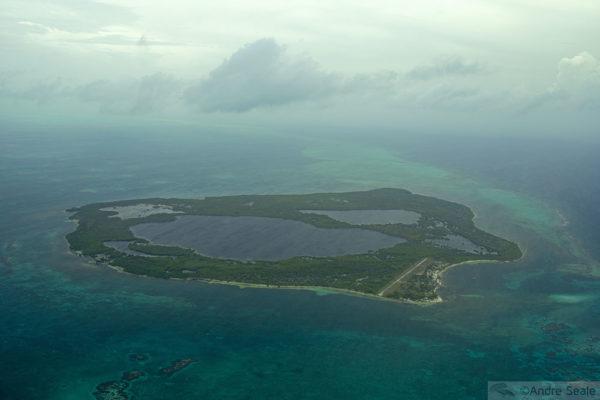 Atol de Turneffe - Belize