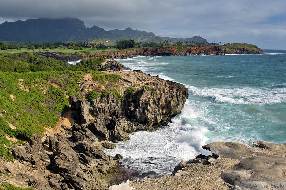 Dunas de Makawehi - Kauai