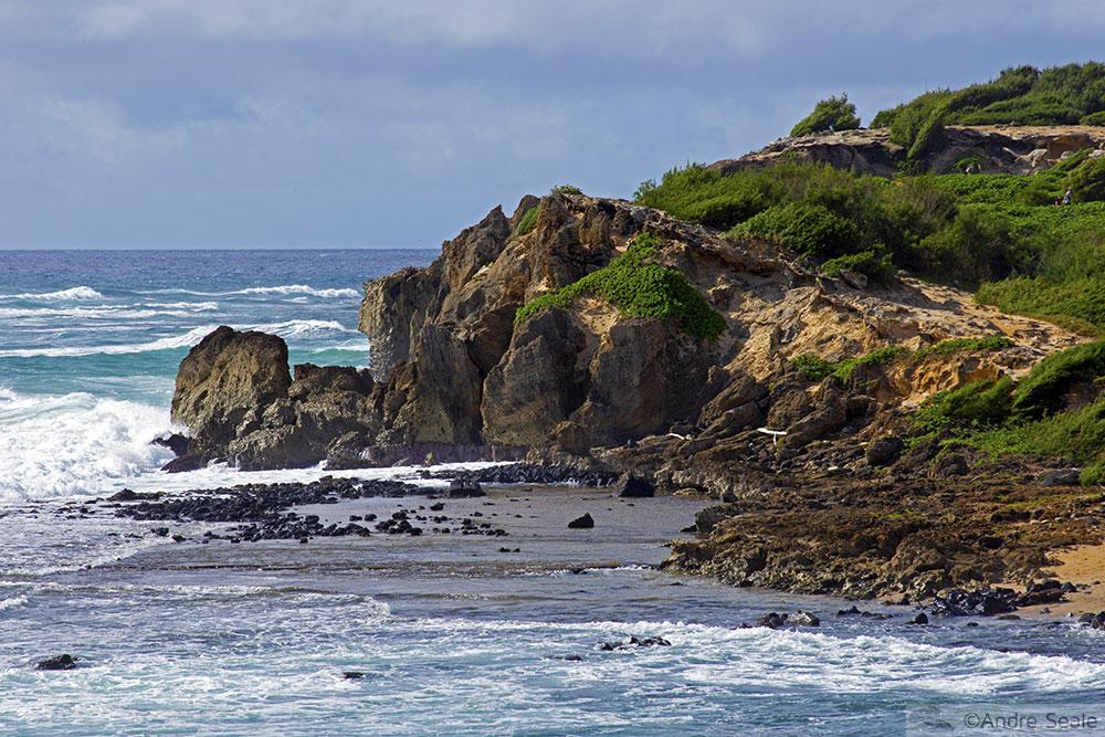 Trilha de Mahaulepu - Shipwreck Beach - Poipu
