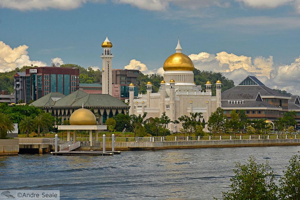 2 dias em Brunei