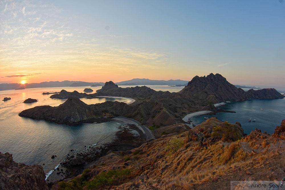 Padar Island - Indonésia
