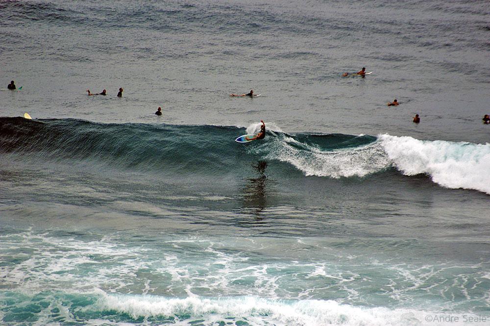Surfe - Hanalei - Kauai