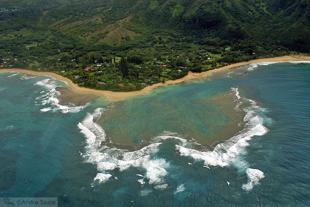 Surfe - Tunnels - Kauai