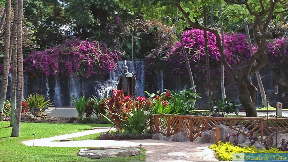 Estátua do Kamehameha - Maui