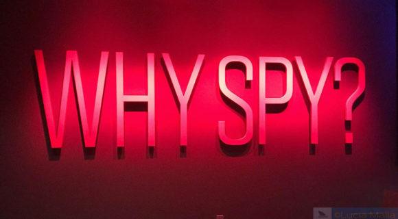 Missão Secreta: Visita ao International Spy Museum