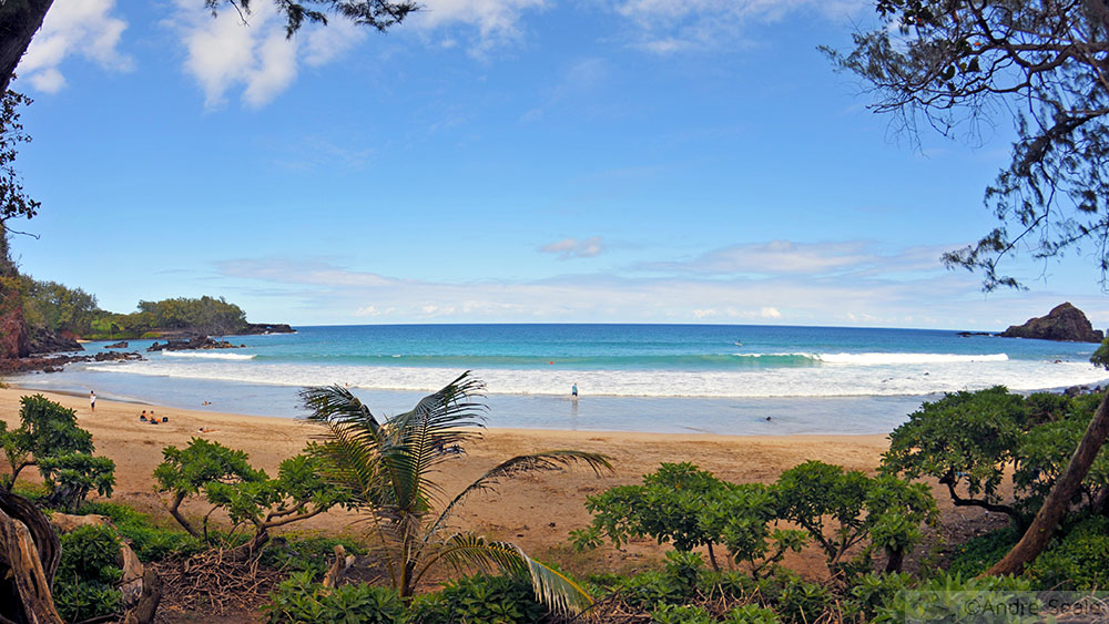 Hamoa Beach - Maui