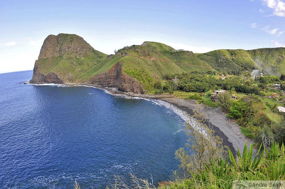 Melhores praias de Maui - Kahakuloa - Maui