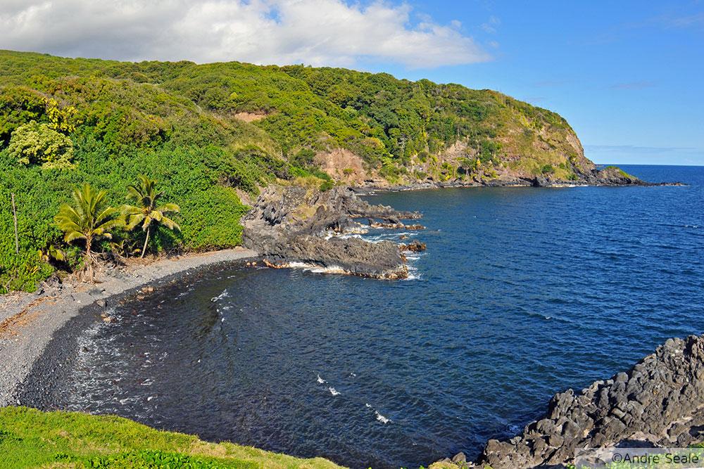 Praia de Kipahulu Point - Havaí