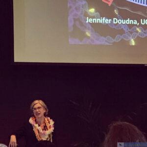 Jennifer Doudna - Palestra no Havaí sobre edição genética
