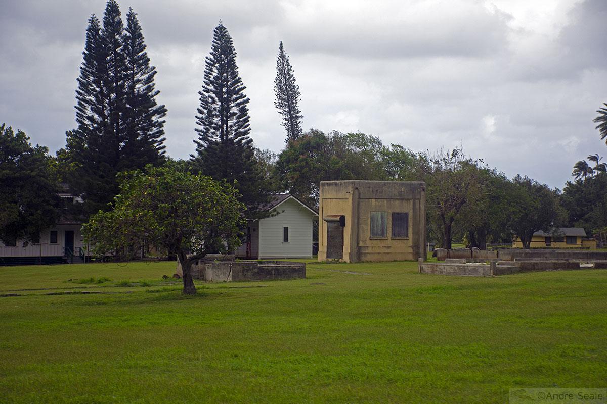 Antigo hospital de leprosos - Kalaupapa - Molokai