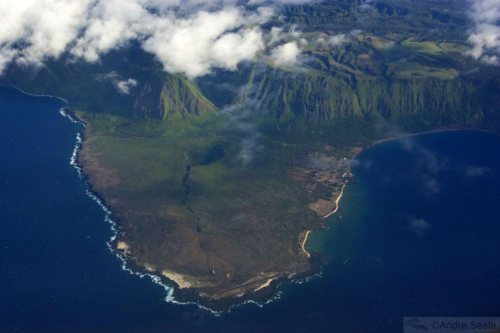 Península de Kalaupapa - Molokai - Havaí