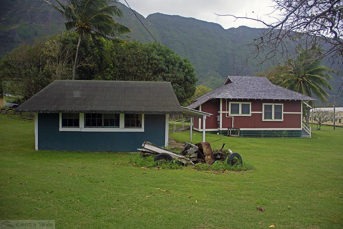 Vila de Kalaupapa - Molokai - Havaí