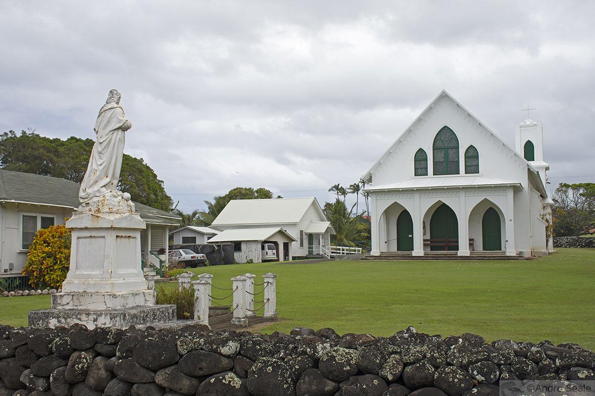Igreja de São Francisco - Kalaupapa